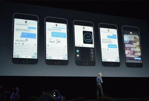 iMessage抄袭微信?苹果只想做多功能平台而已
