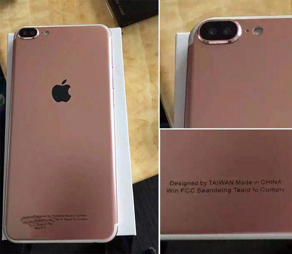 """""""iPhone7 Pro""""已问世,或来自中国华强北"""