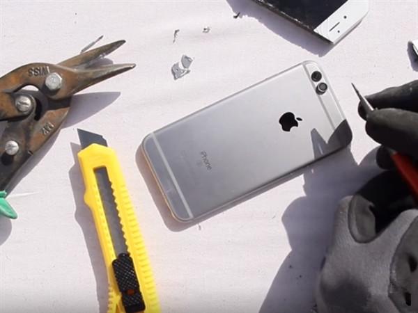 够暴力!!!iPhone 6S暴力强改iPhone 7 Plus