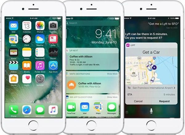 惊喜驾到! iOS 10的五个实用的小更新