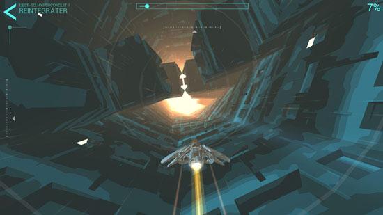 穿越生死狭缝 科幻飞行游戏《超级燃烧者》上架