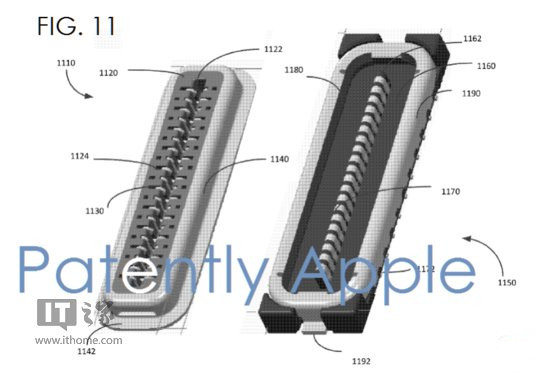 未来iPhone不怕水!静候苹果新专利