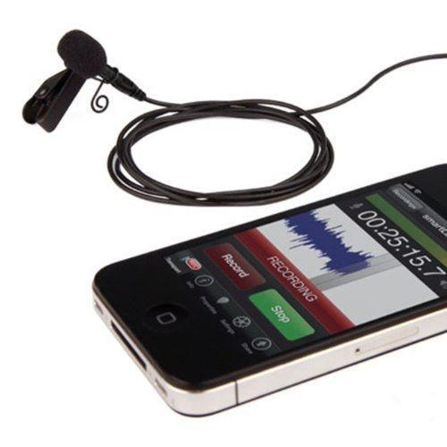 给iPhone配个麦克风,我们一起录歌吧!