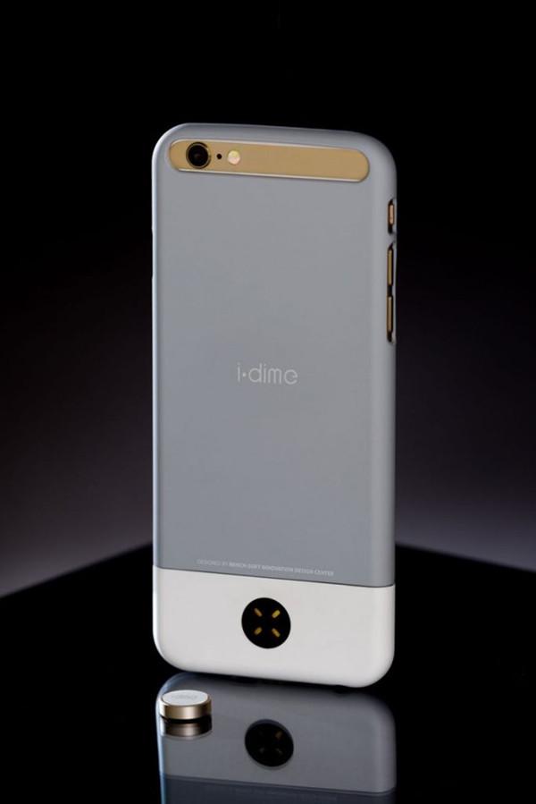i.dime:给你16GB iPhone增加256GB存储