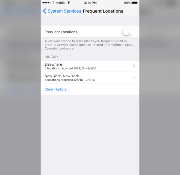 iOS 10用着可还顺心?别忘了保护隐私哦!