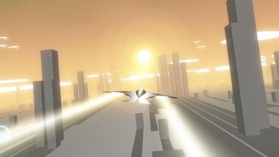 在酷炫空间追逐太阳 《逐日飞翔》现已上架