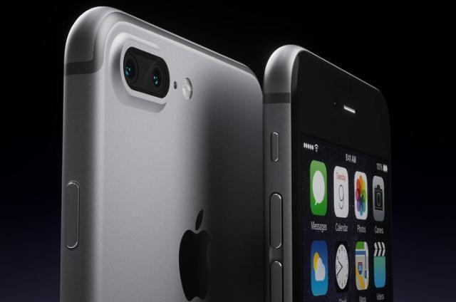 两款iPhone7差太多 双摄像头是主因