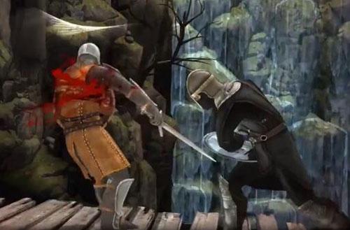 中世纪骑士血腥对决 格斗手游《骑士对决》即将登场