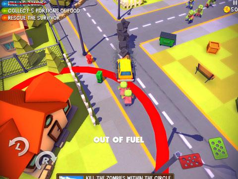 《死亡冒险》:用爆炎战车碾压成群丧尸
