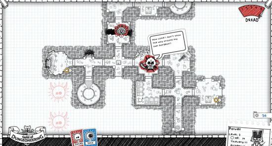用上帝之手打造地下城 策略游戏《地下城公会》周四上架