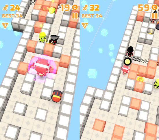 《爆破泡泡堂》:奔跑吧,炸弹人!