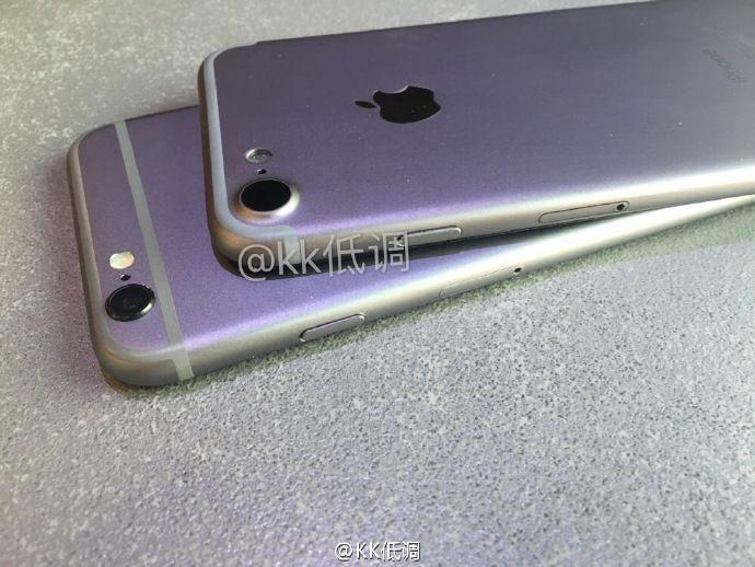 iPhone 7和iPhone 6s区别在哪里?6s/7贴身对比