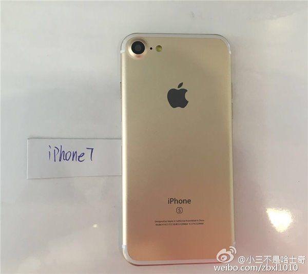 """又曝iPhone 7机模照片:居然还有""""Pro"""""""
