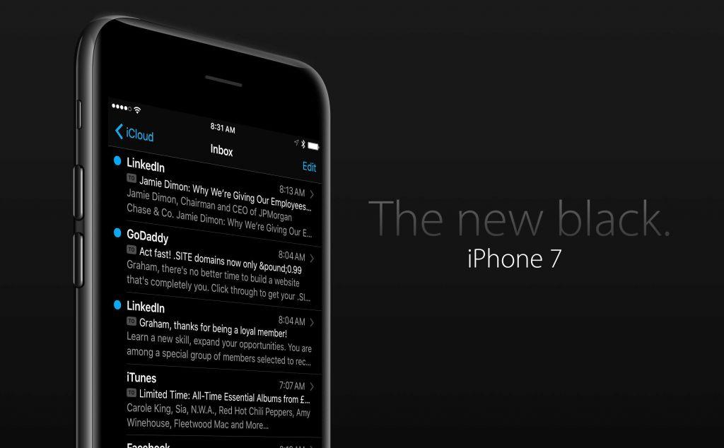深空黑+夜间模式:让iPhone7黑出新高度