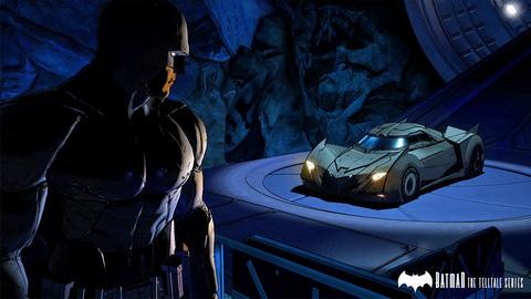 Telltale《蝙蝠侠》8月上架 用故事讲述混乱的哥谭市