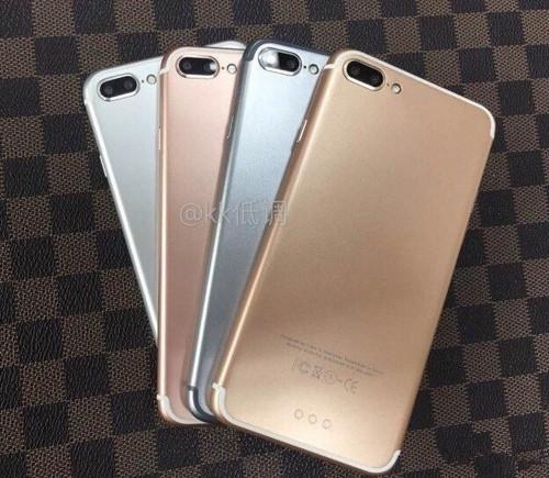 iPhone 7/7 Plus/7 Pro更多内幕!无大变如何装B
