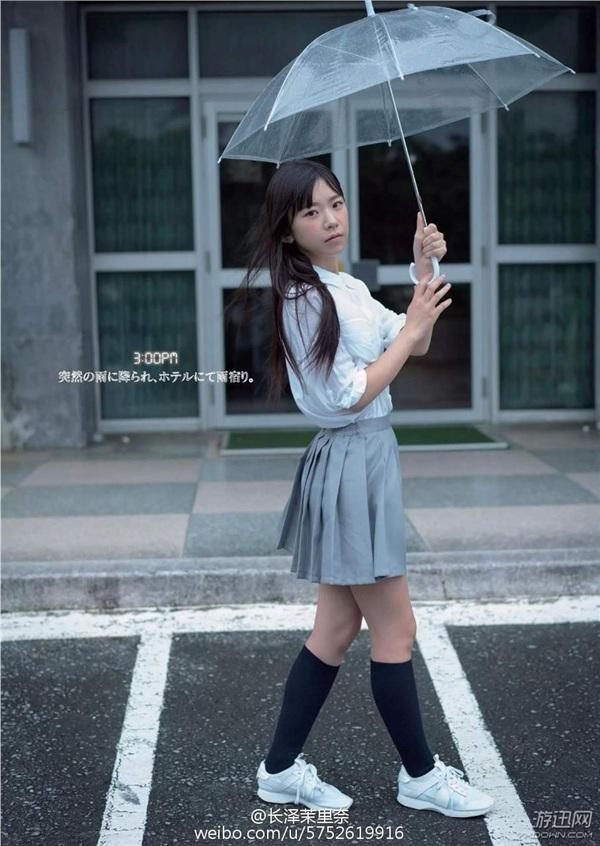 日本合法萝莉晒最新写真 童颜巨乳让把持不住