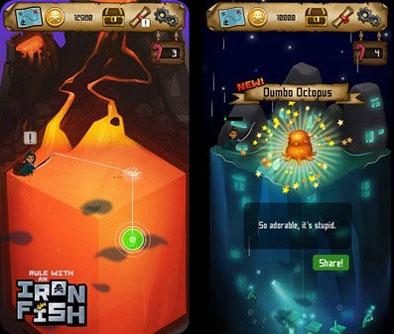 成为史上最强海盗船长 《捕鱼小能手》推出新版本适配iPad