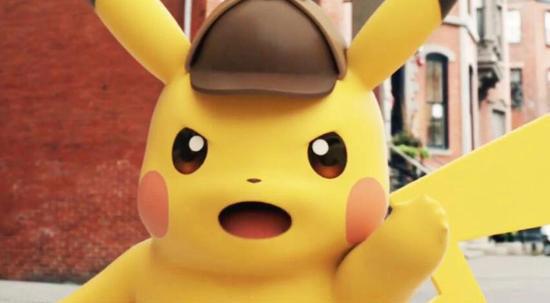 首部口袋妖怪真人电影明年开拍 名为《名侦探皮卡丘》