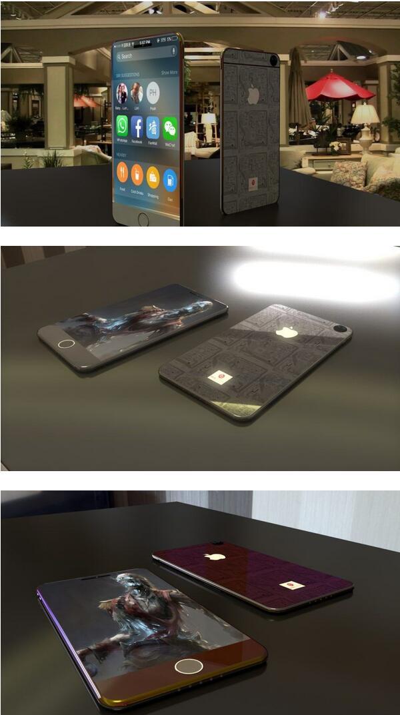 iPhone 7C 概念设计 :灵感说来就来