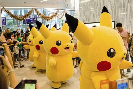 《口袋妖怪Go》日区上架 3000家麦当劳成精灵站和道馆