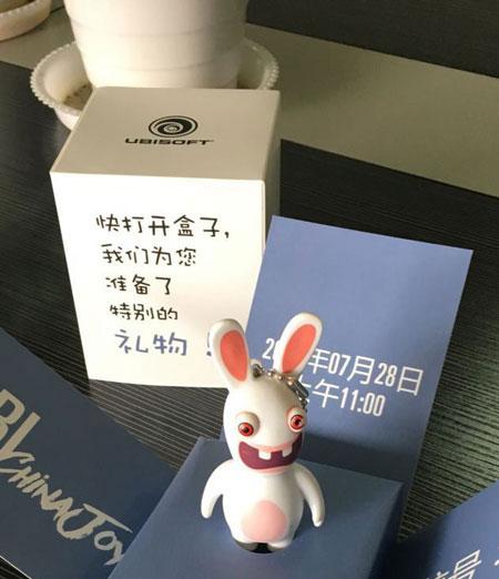 育碧2016China Joy参展作品汇总