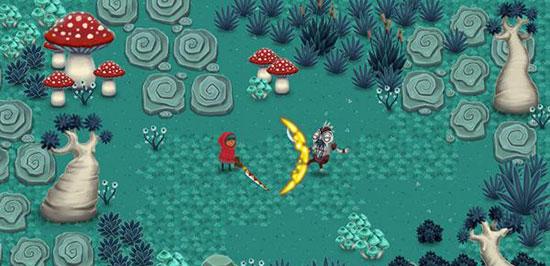 挥之不去的塞尔达传说 动作游戏《天空鱼传说》即将上架