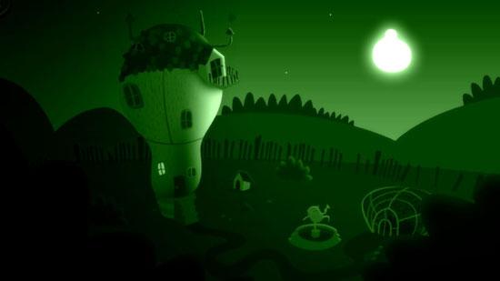 恐怖解谜新作《灯泡小子》上架 点灯男孩用光照亮世界