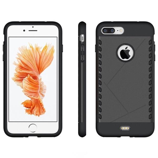 iPhone 7 Plus保护套曝光  双摄像头板上钉钉了