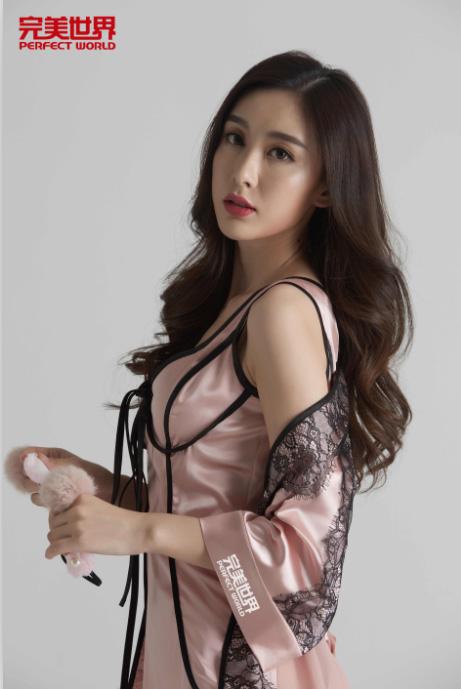 Chinajoy2016完美世界showgirl团美图欣赏