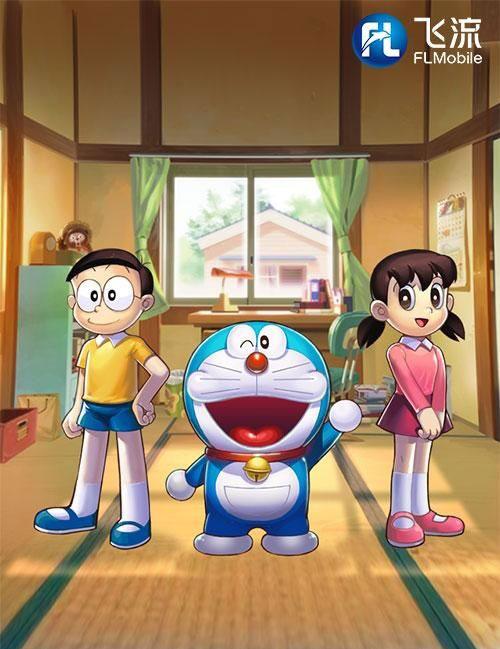 Chinajoy2016飞流携新作《哆啦A梦》参展 感受蓝胖子的超凡魔力