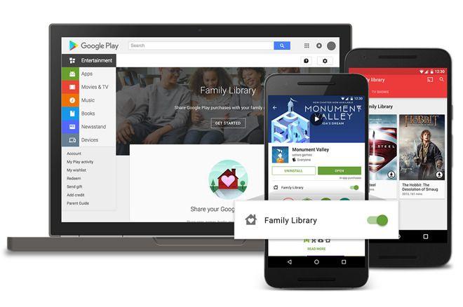 惊喜!iOS设备也能共享Family Library内容了