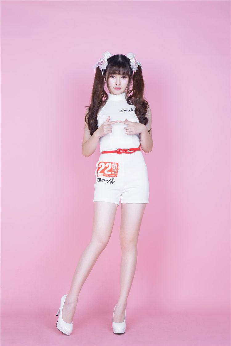 ChinaJoy2016西山居showgirl女神团私照欣赏