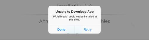 """请注意!基于Safari的越狱开始被苹果""""封杀"""""""