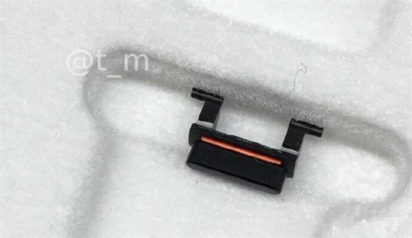 """iPhone 7静音键曝光:""""麻雀黑"""" 色超漂亮"""
