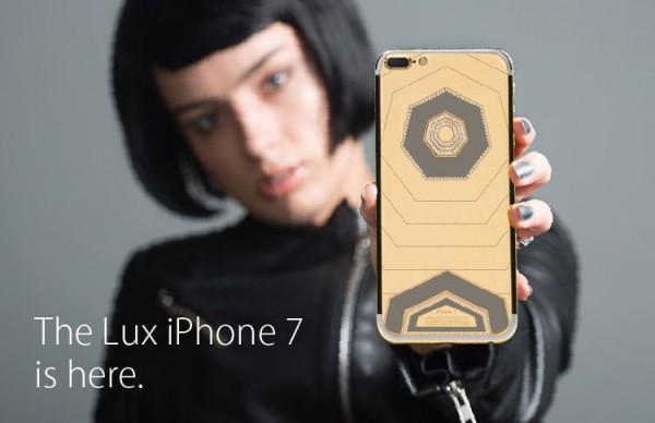 想预定的看过来!奢侈版iPhone 7最高价130万美元