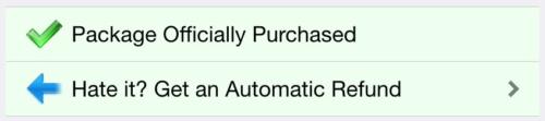 Cydia小更新:越狱用户可购买付费插件也可自助退款
