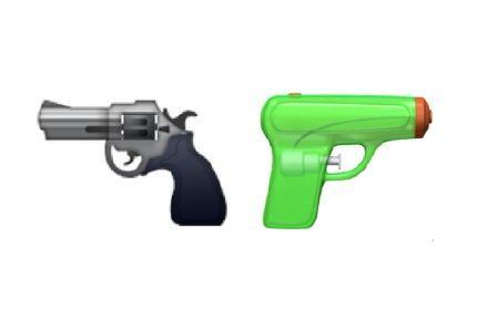 iOS 10手枪表情引争议  小小表情也能影响销量