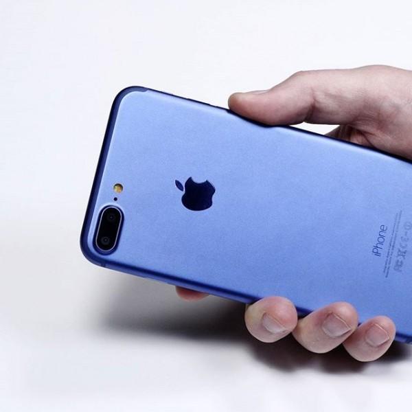 iPhone7将于9月16日发售  蓝紫色新货亮瞎眼