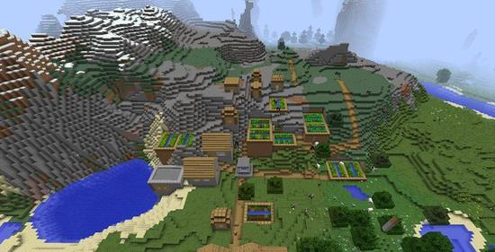 《我的世界》村庄种子作用和使用方法