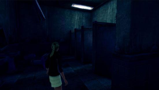 解开谜题逃离恐怖密室 新作《黑暗之下》曝光