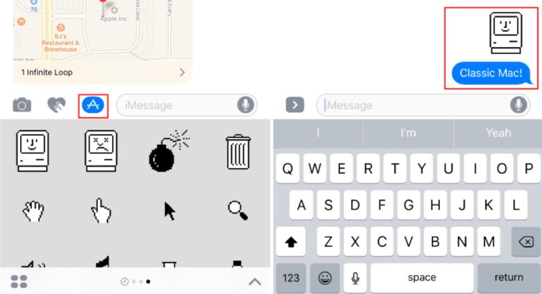 iOS 10新手教程:如何在短信中下载/发送贴纸
