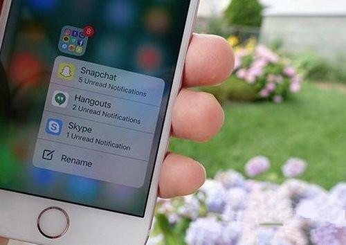 苹果iOS10 Beta5发布:频率加快还有大量新功能