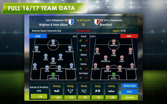 打造最强超级联赛 SE《冠军足球经理17》即将上架