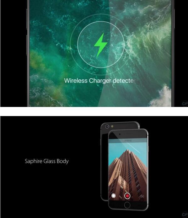 iPhone7还未到,玻璃材质设计的iPhone 8早已现身