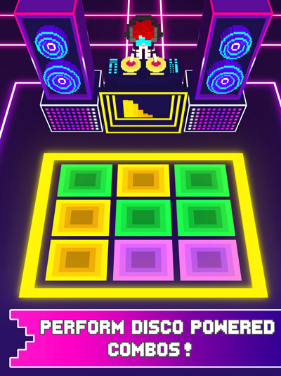 体验Disco的独特魅力 《迪斯科戴夫》外区测试上架