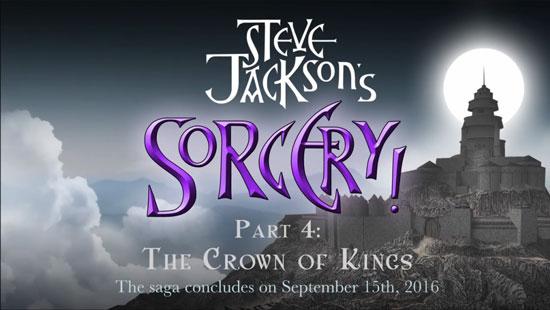 《巫术》系列最终章下月推出 迷宫上演王冠归属终极对决