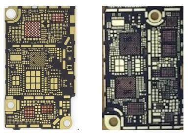 iPhone 7 逻辑板曝光 和上代差别在哪里?