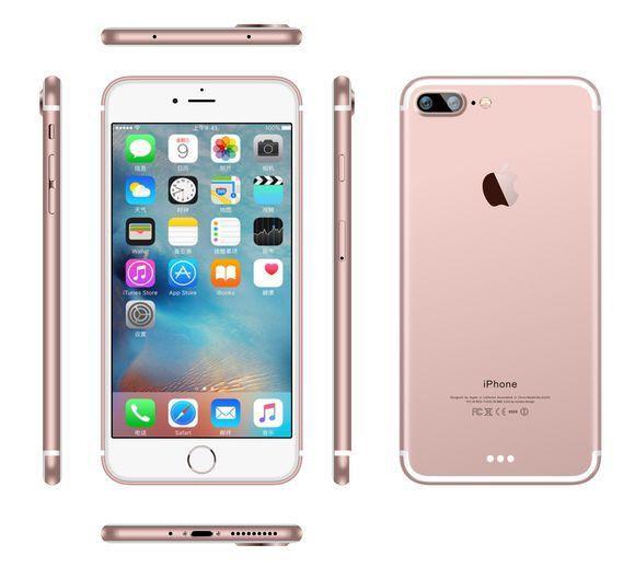 林志颖提前上手iPhone 7 Plus  大摄像头很抢眼