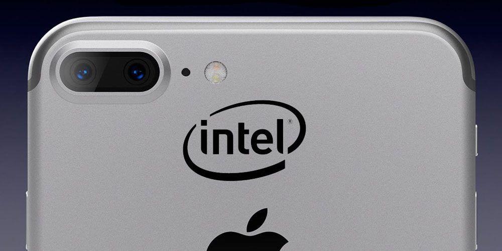 代工 iPhone 处理芯片?英特尔或将改变身份